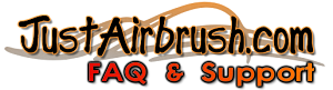 JustAirbrush Support